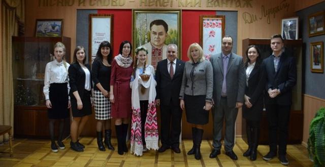 В СШ № 197 ім. Дмитра Луценка відбулась зустріч з послом Сирії в Україні (фото)