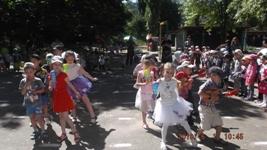 Святошинське дошкілля відзначає  Міжнародний день захисту дітей (фото)